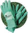 オールラウンダー (グリーン) Medium (男性用) (ガーデングローブ、園芸手袋)※土と同梱可※