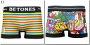 BETONES 【ビトーンズ】 『クリックポストの場合はパッケージ無し』 WORLD TOUR NEW YORK ワールドツアーニューヨーク  ボクサーパンツ アンダーウェア NY011