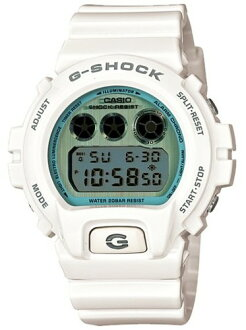 Period limited edition watches mens Casio CASIO g-shock G shock overseas model imports クレージーカラーズ Crazy Colors 20 ATM water resistant watches watch sport white 10P24Feb14