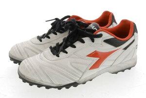 【中古】 DIADORA ディアドラ キッズ キッズ用靴 23.5cm ブランド 【状態普通】 【,w040,】 箱・付属品はお付けできません