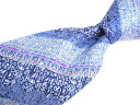ブランド ネクタイ 【中古】Jewel Casket ジュエルカスケット 総柄 ネクタイ 良品 メンズ プレゼント 【,r74021,】