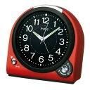 目覚まし時計 メンズ レディース 時計 セイコー製 ピクシス 目覚まし NQ705R セイコー