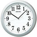 期間限定 掛け時計 メンズ レディース 時計 セイコー電波掛時計 KX379S セイコー ※fu