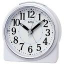 目覚まし時計 メンズ レディース 時計 セイコー製 ピクシス 目覚まし NR439W セイコー