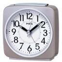 目覚まし時計 メンズ レディース 時計 セイコー製 ピクシス 目覚まし NR440P セイコー