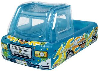 期間有限家庭游泳池兒童玩具大池供應排氣門與卡車游泳池建議 * 福