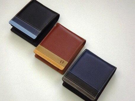 二つ折り財布 メンズ 小物 HANG TEN ハンテン 二つ折り 財布 ウォレット 札入れ 小銭入れ コインケース ※fu