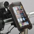 IBERA イベラ iPod&iPhoneパック IB-PB3+Q2 ミニバー付 ブラック YD-11 自転車 携帯 収納ケース カバー 限定数量特価 iphone4