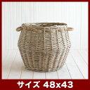 バスケット リカタ 48  ≪植木鉢 / 鉢カバー / プランター / おしゃれ / 軽量 / セール対象4≫