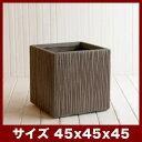 ファイバークレイプロ 02 ベータ スクラッチ 45 ≪大型植木鉢/陶器・テラコッタより軽量なセメントプランター/セール対象2≫