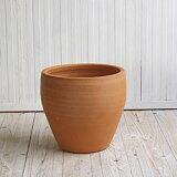 テラコッタ E30 Mサイズ  ≪植木鉢/陶器/テラコッタ・素焼き鉢系≫
