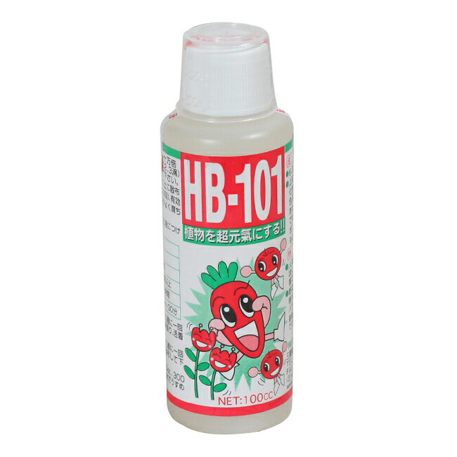 [天然活力剤] HB-101 100ccの商品画像