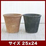 【19%OFF】 モスポット 408L 8号  ≪植木鉢/陶器/テラコッタ・素焼き鉢系≫