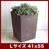 トリニダード 986K LLサイズ  ≪植木鉢/大型陶器/テラコッタ・素焼き鉢より堅牢≫