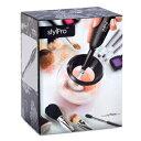 送料無料 StylPro スタイルプロ Stylproメイクブラシ専用ウォッシャー&ドライヤー (クリーナー10mlx2本付)