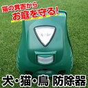 犬・猫・鳥 防除器/あす楽対応/退治 対策 撃退 超音波 センサー フラッシュ アラーム