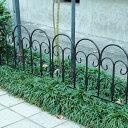 英国 ガードマン(GARDMAN) ボーダーガーデンフェンス(庭用花壇フェンス) 大サイズ 幅45cm×高さ41cm【YDKG-tk】【あす楽対応】