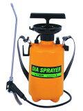 除草剤や着色剤などが簡単にまける!蓄圧式噴霧器 4リットル用 日本製【あす楽対応】