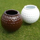 ゴルフボール型灰皿・鉢 ギフト【あす楽対応】