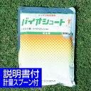 芝生用サッチ分解促進剤 バイオシュート 500g入り/あす楽対応/