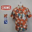 ショッピングチャムス メンズ/CHUMS チャムス/Chumloha Shirt チャムロハ アロハシャツ 半袖 シャツ/CH02-1073