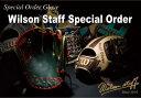 ◆送料無料◆ウィルソン≪ウィルソンスタッフ≫硬式スペシャルオーダーグラブ【2016年NEWバージョン】