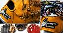 ◆型付け無料◆送料無料◆オンネーム刺繍サービス◆究極の機能美◆アイピーセレクト≪Ip.select≫アイピーステアレザースタンダードコレクション硬式・軟式兼用セミオーダーグラブ