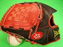 型付け無料 海外メーカー BMC ビーエムシー 硬式野球用 左投げ用 投手用 レッド×ブラック バスケットウェブ Baseball Members Club
