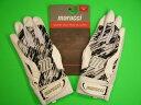 マルチ Marucci marucci QUEST Series Batting Gloves ホワイト×ブラック