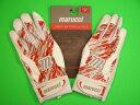 マルチ Marucci marucci QUEST Series Batting Gloves ホワイト×レッド