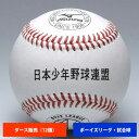 ミズノ ボーイズリーグ 硬式試合球 (1ダース売り) 1BJBL71100 ball16