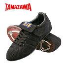 タマザワ 野球用 革底スパイク カンタマシリーズ レギュラーカット エクセーヌ TAE-FS1BL tam17ss