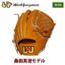 あす楽 ワールドペガサス 軟式グラブ 桑田真澄モデル 投手ピッチャー用 G18 WGNSO18A