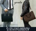 楽天ランキング入賞!【24%OFF】■y3 youta/ヨータ  ピンストライプ ビジネスバッグ◆priyo/bb-bi