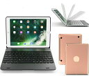 iPad Pro 9.7 NewiPad2017 Air2 ワイヤレスキーボードケース Bluetooth ノートパソコンに ハードケース 9.7インチ【送料無料】