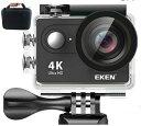 Eken H9R 4K アクションカメラ LIVE対応 WiFi 170度広角レンズ 液晶モニター付...