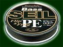 ●エバーグリーン EVERGREEN バスザイルPE フリップ&フロッグ(55-65lb)
