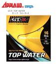 ●サンヨーナイロン アプロード GT-R トップウォーター 100m (16-20lb) 【メール便配送可】 【まとめ送料割】