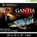 ●ジャッカル ガンティア 180 【まとめ送料割】