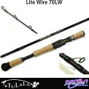 ●ツララ TULALA×バクシン Lite Wire 70LW ライトワイヤー70LW 【送料無料】【ts01】