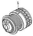 ●ダイワ 15銀狼LBD(4960652956055)用 純正標準スプール (部品コード128875) 【キャンセル及び返品不可商品】