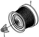 ●ダイワ ファインサーフ35細糸(4960652793674)用 純正標準スプール (部品コード128530) 【キャンセル及び返品不可商品】 【まとめ送料割】