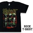 ロックTシャツ SlipKnot Tシャツ スリップノット ...