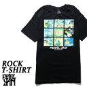 ショッピング春夏 ロックTシャツ 半袖 Pearl Jam Tシャツ パールジャム バンドTシャツ メンズ レディース パロディ Tシャツ おもしろ ロゴ 衣装 ダンス ミュージック ファッション ROCK ブラック 黒 コットン 綿 100% 春夏 夏物 おしゃれ