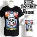 ロックTシャツ Guns N' Roses Tシャツ ガンズ...