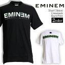 ロックTシャツ Eminem Tシャツ エミネム 半袖 バンドTシャツ メンズ ユニセックス ロック...