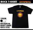 ロックTシャツ The Offspring Tシャツ オフスプリング 半袖 バンドTシャツ メンズ ...