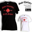 ロックTシャツ 半袖 Good Charlotte Tシャツ...