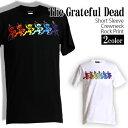 ロックTシャツ Grateful Dead Tシャツ グレイ...