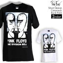ロックTシャツ Pink Floyd Tシャツ ピンクフロイド 半袖 バンドTシャツ ロゴ メンズ ...